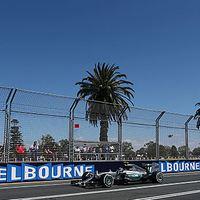F1 Rosberg kezdett legjobban, a Mercedes megmutatta fölényét