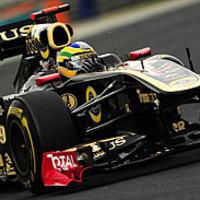 Hivatalos! Bruno Senna váltja Heidfeldet Belgiumban