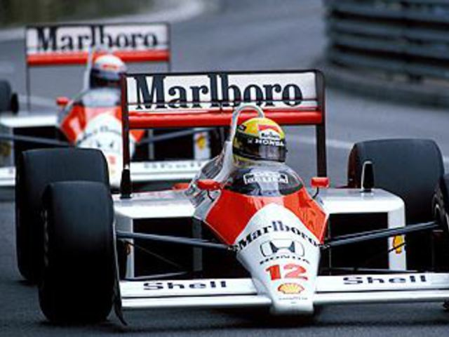 F1 történelem - Búcsú a McLaren MP4 korszaktól
