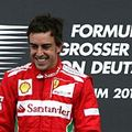 F1 Alonso boldog, Vettel magyarázkodik, Button nem kommentálta a német akcióját - Top3 nyilatkozata a leintést követően