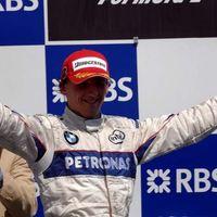 F1 Kubica csak a szépre emlékezik