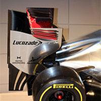 A McLaren nem tervezi  saját motor építését