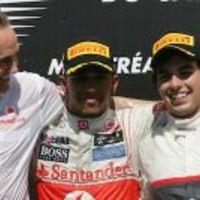 F1 Pérez nem fizetett a mclarenes ülésért