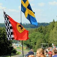 F1-es pálya az Ardennekben - Helyszíni fotóriport Spa-Francorchamps-ból