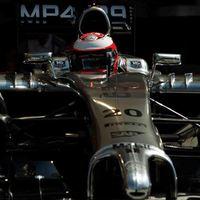 F1 Kevin Magnussen volt a leggyorsabb a 2. tesztnapon Bahreinben