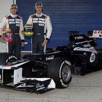 Jerezben bemutatkozott a Williams idei autója is