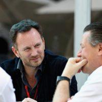 F1 Pszichiátert ajánl egymásnak a Red Bull és a McLaren csapatfőnök