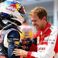 F1 A Hungaroring hozta formáját - Vettel nyert, két Red Bull a dobogón