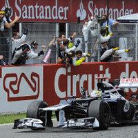 F1 A Williams 2014-től újra a világbajnoki címért szállna harcba