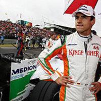 Sutil az ötödik helyre várja a Force Indiát a szezon végére