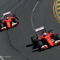 F1 A Ferrari már győzelemre hajt