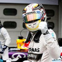 F1 Hamiltoné a pole, Vettel az első sorból rajtolhat