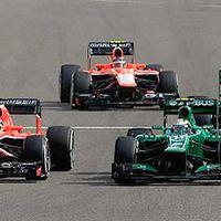 Megcsappant az F1-es mezőny létszáma
