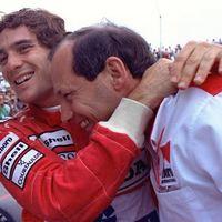 F1 Senna emlékek - Ron Dennistől