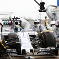 F1 Massáé a barcelonai teszt eddigi legjobb ideje, a McLaren és a Mercedes küzdelmes napot zárt