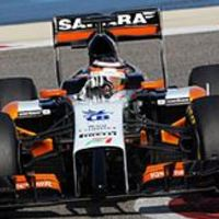 F1 Nico Hülkenberg kezdett a legjobban Bahreinben