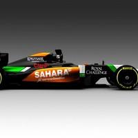 F1 Elsőként a Force India mutatta be 2014-es autóját