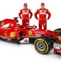 F1 A Ferrari F14 T bajnoki reményekkel született