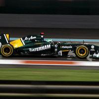 A Caterham nagy lépésre készül - cél a Williams