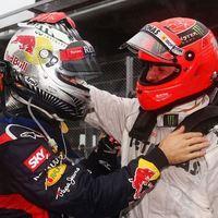 F1 Schumacher szerint Vettel jó úton halad a hét vb cím felé