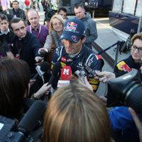 Webber nem a konkurenciát látja honfitársában, Daniel Ricciardóban
