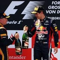 F1 Beszédes számok a Német Nagydíjról