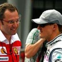 A Ferrari sem feledkezett meg Schumacherről
