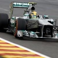 F1 Hamilton jött ki legjobban a belgiumi időmérő káoszából