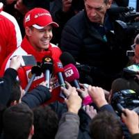 F1 Vettel mint Schumacher hasonmás