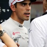 F1 Bennfentes - Pastor Maldonado