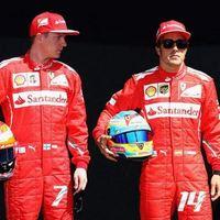 F1 Féléves értékelés - Ferrari