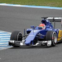 F1 A sauberes Felipe Nasr zárt az élen a 3. jerezi tesztnapon