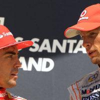F1 Button szerint Alonsóra kemény második félidő vár még