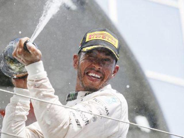 F1 Hamilton behúzta ötödik hungaroringi győzelmét
