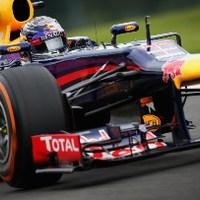 F1 Az időmérő előtt is Vettel volt a mezőny leggyorsabb versenyzője