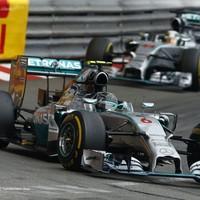 F1 A Monacói Nagydíj számokban