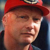 Niki Lauda 62 éves