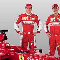 F1 Ferrari: Kimi és Vettel a tökéletes kombináció
