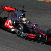 Az F1-es autók folyékony alkatrészei:  McLaren - Mobil1 partnerség