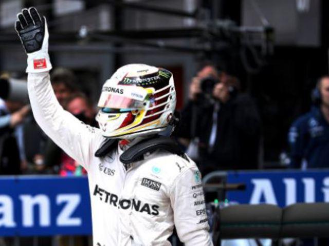 F1 Hamilton nyert hazai pályáján