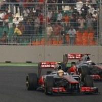 F1 A McLaren versenyzői a fantasztikus csatákkal vigasztalódnak