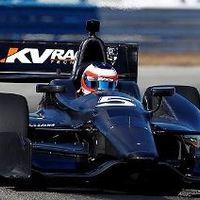 Remekül sikerült Barrichello első IndyCaros tesztje