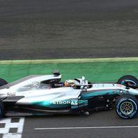 F1 Gyönyörű lett az új Mercedes