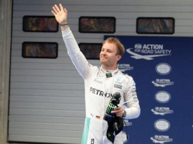 F1 Újabb Rosberg győzelem, mögötte káosz a Kínai Nagydíjon