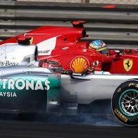 Buemi és Schumacher előzött idén legtöbbet