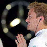 F1 Rosbergé lett a pole a Hungaroringen, egy kihívásokkal teli időmérőn