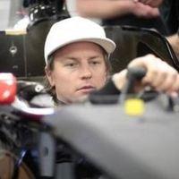 Kimi: Imádok a szezon ezen szakaszában a gyárban lenni