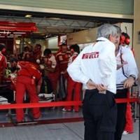 Ismét a Ferrari volt a legjobb a Pirelli abroncsokon