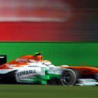 F1 Az Olasz Nagydíj rajtrácsa a büntetést követően