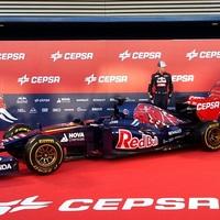 F1 A Toro Rosso Jerezben leplezte le 2014-es autóját